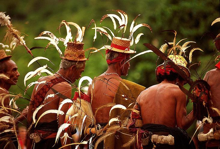 Tribal Dance/Indonesia