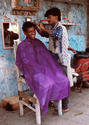 Barbershop/Mumbai, India DHL Worldwide Express