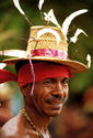 Village Chief/Larantuka, Indonesia/Orient Cruise LInes