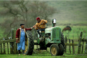 Farmers, Bank of America